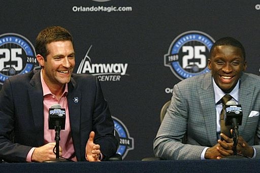 Magic Plan to Use Oladipo as a Combo-Guard
