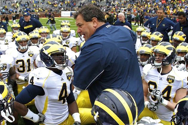 Hoke Makes Good on Donut Promise