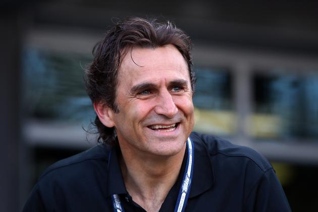 Why Alex Zanardi Is the Most Inspirational Figure in F1 History