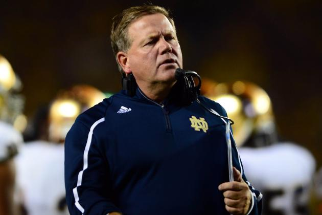Notre Dame Football: Frosh Backs Factor in Game Plan
