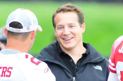 Eric Mangini Fitting in with 49ers