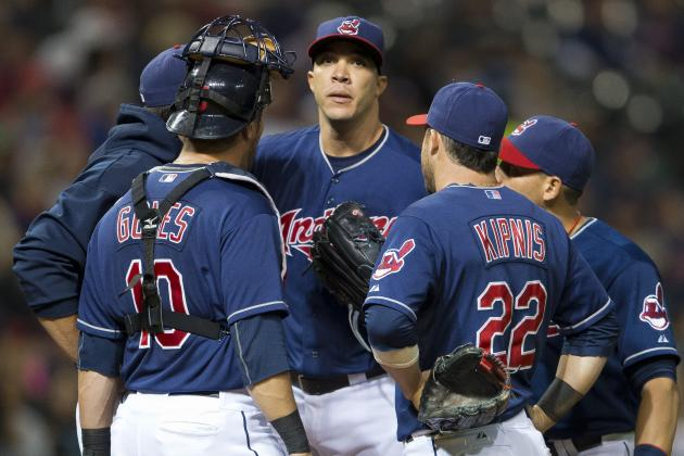 Building Ubaldo Jimenez's Case to Start for Indians in Game 1 of MLB Playoffs