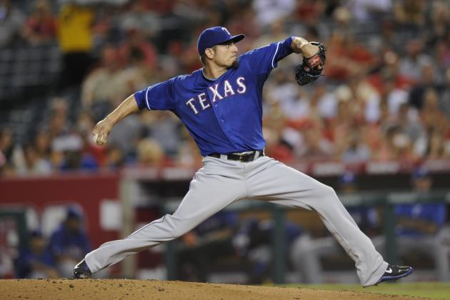 Matt Garza Trade Hasn't Paid off (yet) for TheRangers