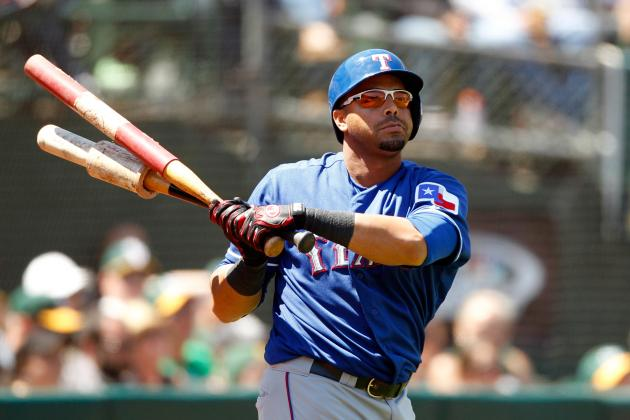 As Rangers Sink, Does Cruz's Value Rise?