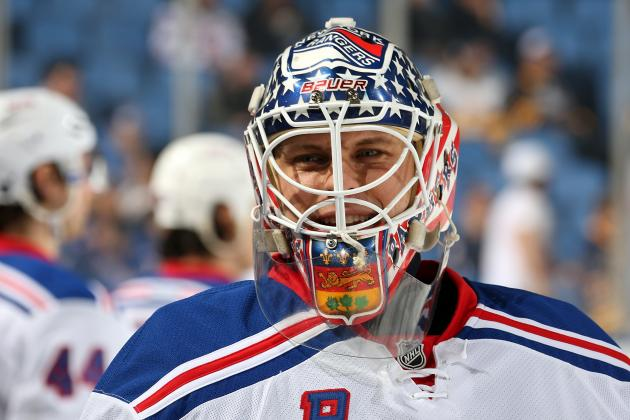 Martin Biron Rejoins Rangers for Training Camp After Personal Absence