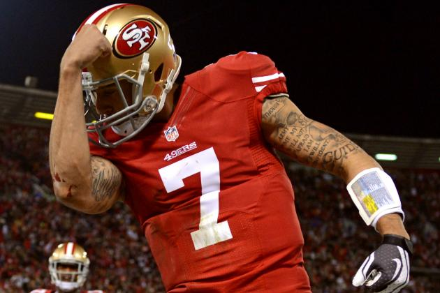 Sherman OK with Kaepernick's Bicep Kiss