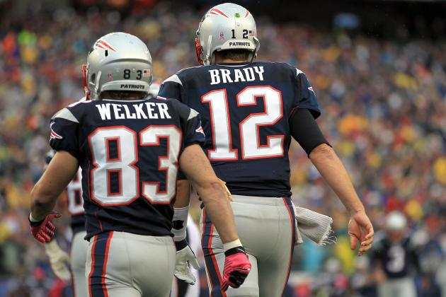 Did the New England Patriots Make a Huge Mistake Letting Welker, Woodhead Leave?