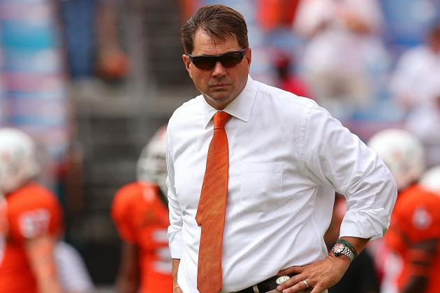 Al Golden Hitting Recruiting Trail During Canes' Bye Week
