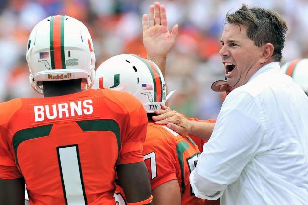 Patience a Golden Rule for Hurricanes Offense