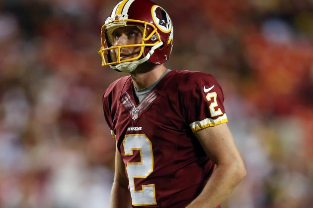 Kai Forbath Questionable Because of Groin Injury