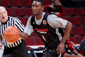 Report: 5-Star SG Isaac Hamilton Admitted to UCLA