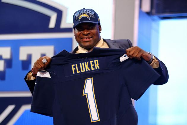 Report: D.J. Fluker Violated NCAA Rules