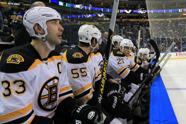 Predicting the Boston Bruins Final 2013-14 Roster