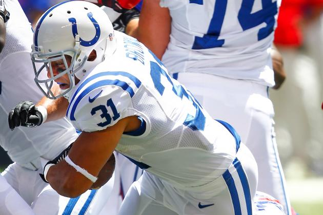 Fantasy Football Breaking News: Pick Up Donald Brown as RB Insurance