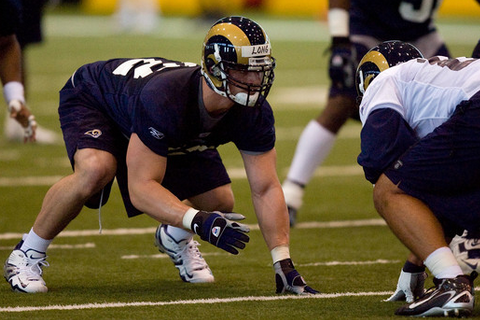 DE Chris Long Questionable vs Falcons Due to Hip Injury
