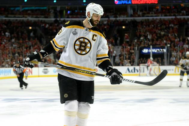 Bruins Captain Chara Talks Stanley Cup Controversy
