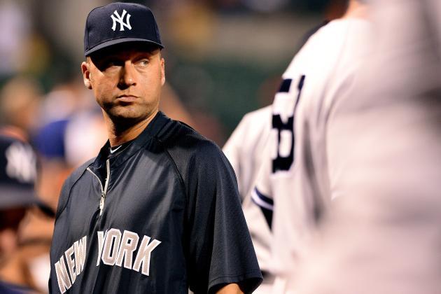 How Derek Jeter's Injury Uncertainty Will Impact Yankees' Offseason Plans