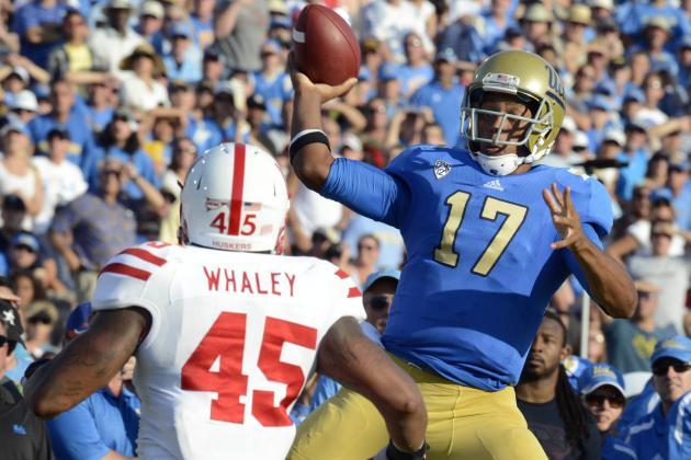 Young Huskers Defense Under Gun vs. UCLA