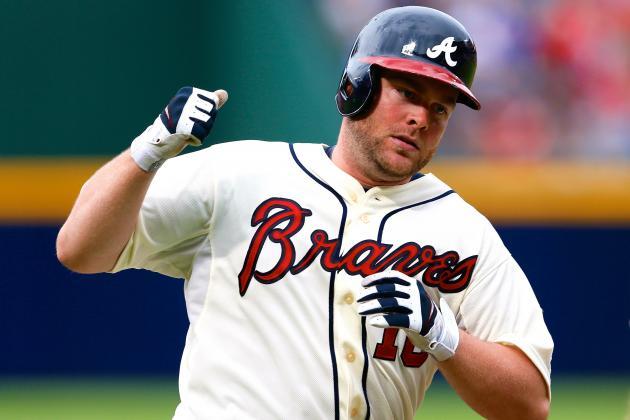 Is Brian McCann Playing His Final Games as an Atlanta Brave?