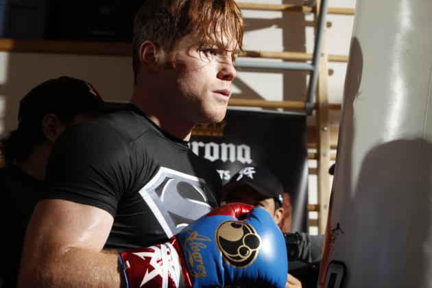 Canelo vs. Floyd Mayweather: Alvarez Can't Afford a Quick Loss on Saturday