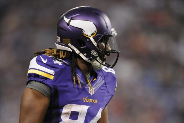 Vikings Expect Cordarrelle Patterson to Be More Involved vs. Bears