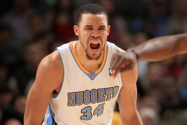 Why JaVale McGee Is Entering a Make-or-Break 2013-14 Season with Denver Nuggets