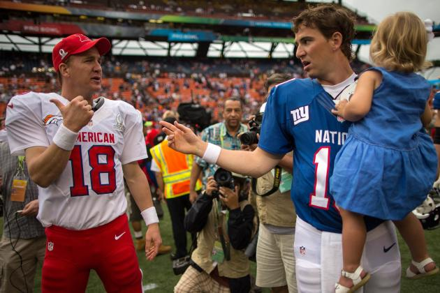 Peyton vs. Eli: A Full Breakdown, Statistical Analysis of the Manning Brothers