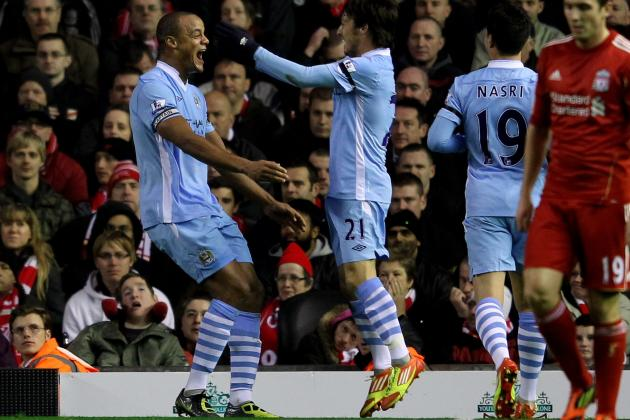 Pellegrini: Silva and Kompany Could Be Fit for Derby Day