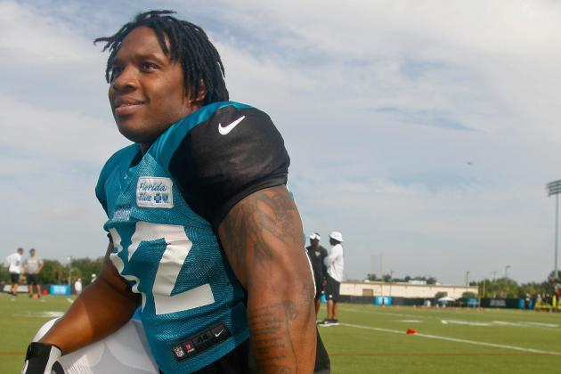 Home Isn't Where Yards Have Been for Jaguars RB Maurice Jones-Drew