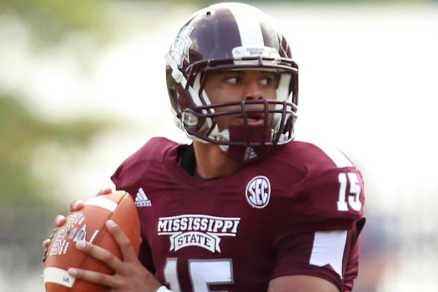 Tigers Preparing for Both Mississippi State QBs