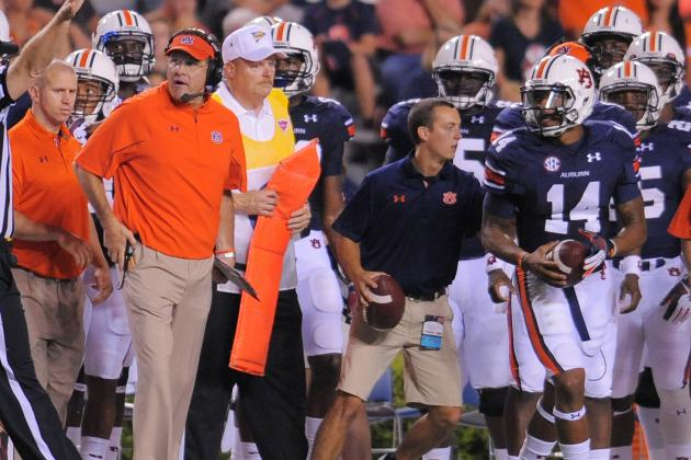 Auburn Aims to End SEC Losing Streak