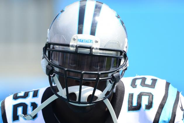 LB Beason Probable for Panthers