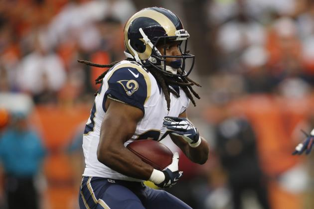Rams' Injury Report: Richardson Probable