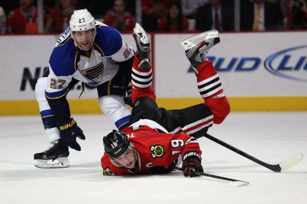 Alex Pietrangelo Signing Will Help Rekindle Blues-Blackhawks Rivalry