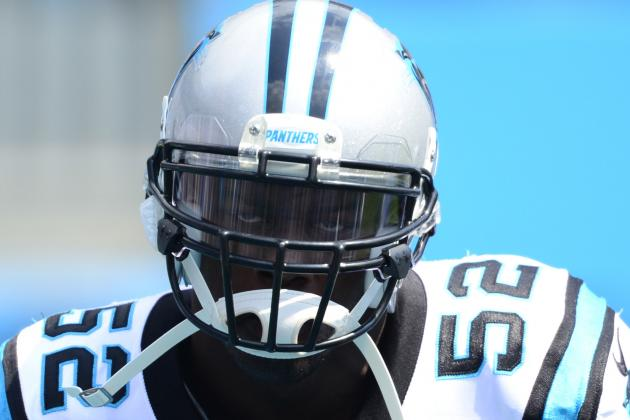 Inside the Panthers: Panthers Being Cautious with Beason