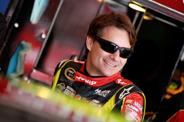 NASCAR Will Put Jeff Gordon Back into Chase for the Sprint Cup