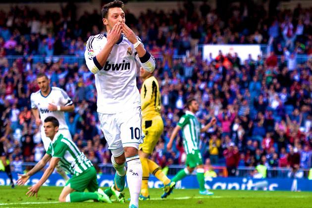 Arsene Wenger Right to Stake Arsenal Future on Kindred Spirit Mesut Ozil