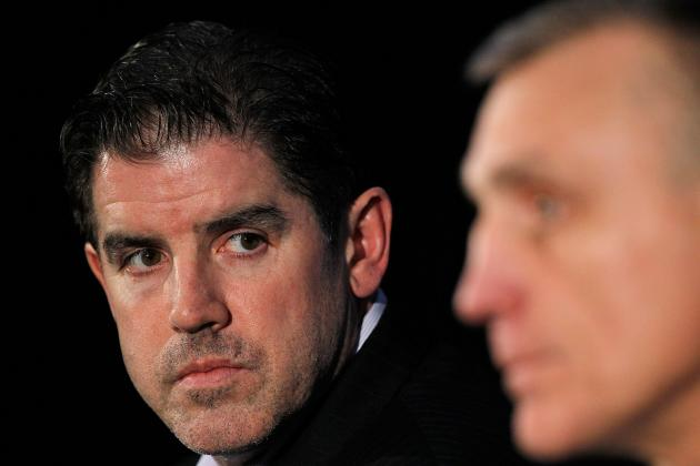 Snider: Laviolette, Holmgren Not on Hot Seat