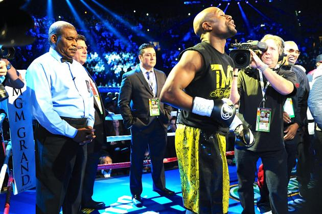Will Saturday's Mayweather Fight Break the Pay-Per-View Record?