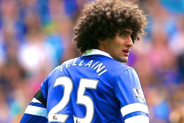 How Will Manchester United Deploy Marouane Fellaini Against Crystal Palace?