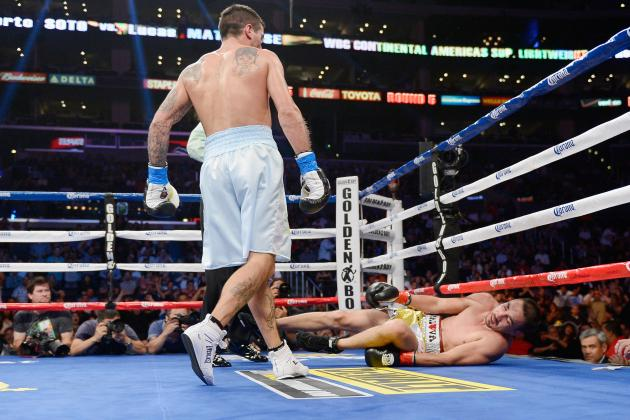 Mayweather vs. Canelo Undercard: Previewing Danny Garcia vs. Lucas Matthysse