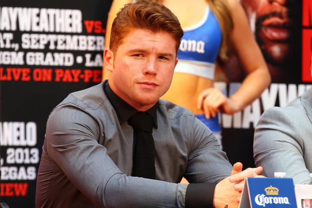 Canelo Alvarez Fighting for Fans to See Past His Loud Red Hair