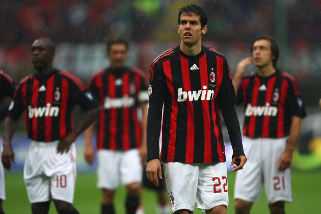Why Milan Shouldn't Have High Expectations for Kaka Against Torino