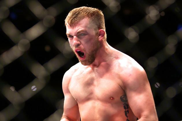 Bryan Caraway Believes TUF 18 Will Reveal the Real 'Bitter, Angry' Ronda Rousey