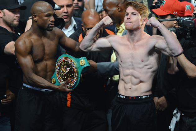 Mayweather vs. Canelo Fight: Money's Defense Will Decide Match