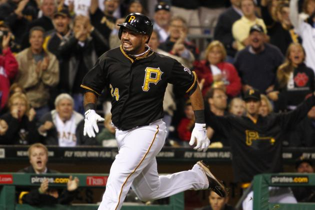 Pirates Pull off Back-to-Back-to-Back HRs Started by Inside-the-Park Homer