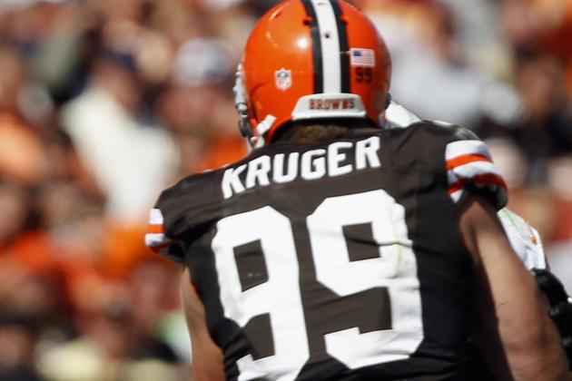 Kruger Eager for Homecoming with Ravens