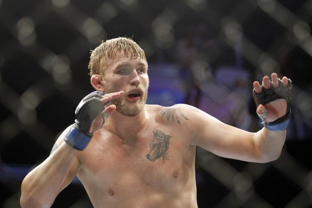 UFC 165: Alexander Gustafsson 'I'm Not Leaving the Cage Without That Belt'