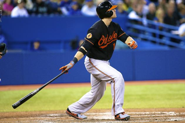 Orioles Slugger Chris Davis Joins Exclusive Club with Historic 50th Home Run