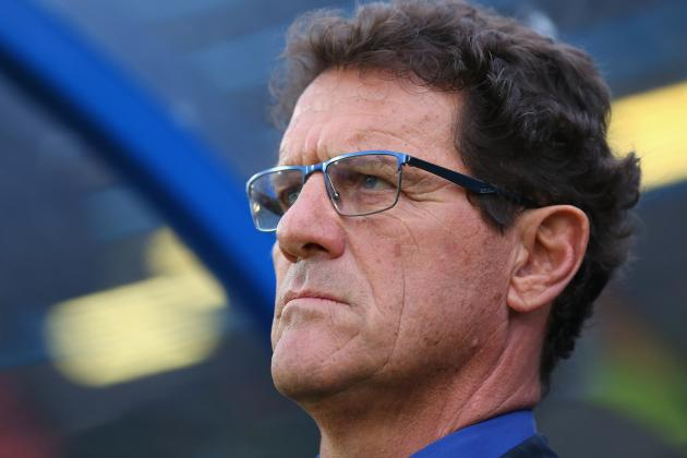 Capello: I Won't Be Coaching Italy